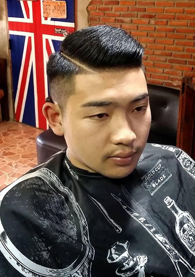 DEEP CUT hair studio & barber.