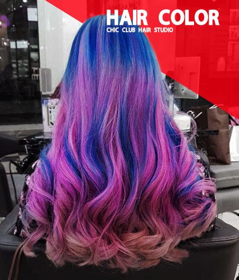 Chic club hair studio (Siam Square One)