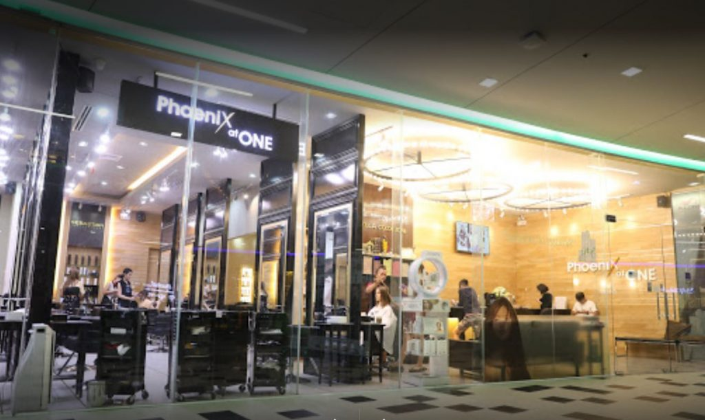 Phoenix At One (Siam Square One)