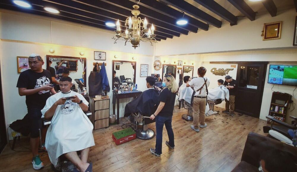 Chapter T Barber Parlour