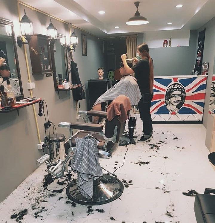 Double Ninth Barbershop