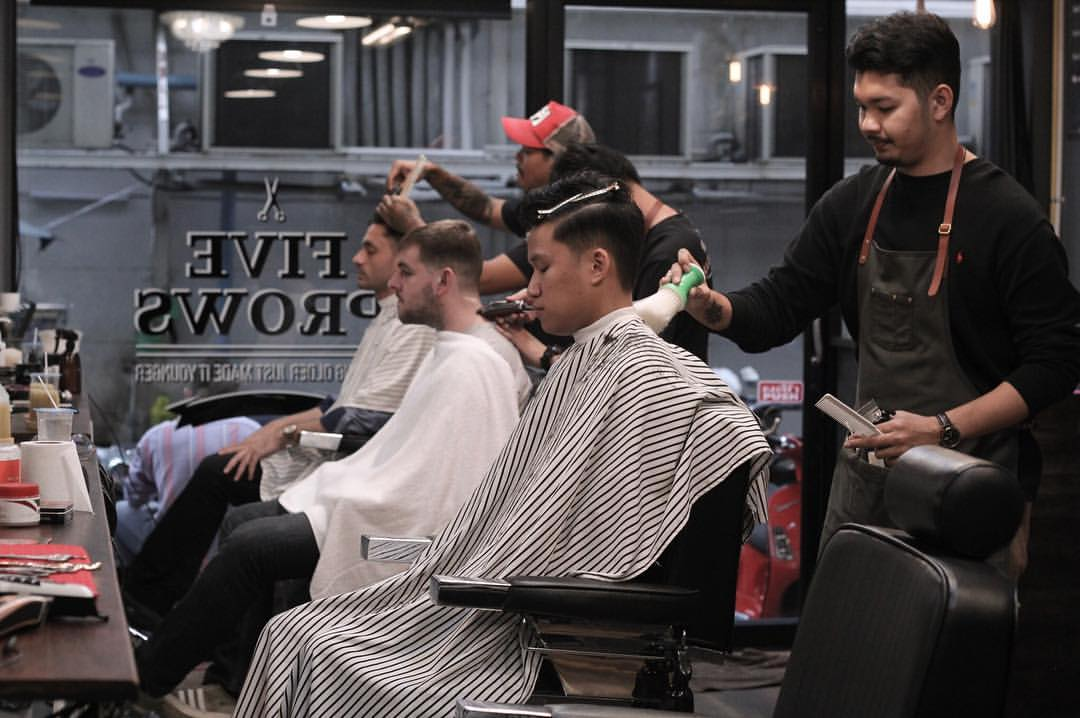 Five Prows Barbershop