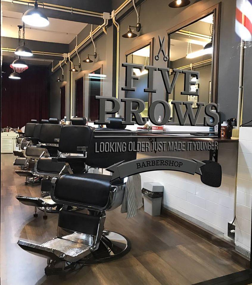 Five Prows Barbershop