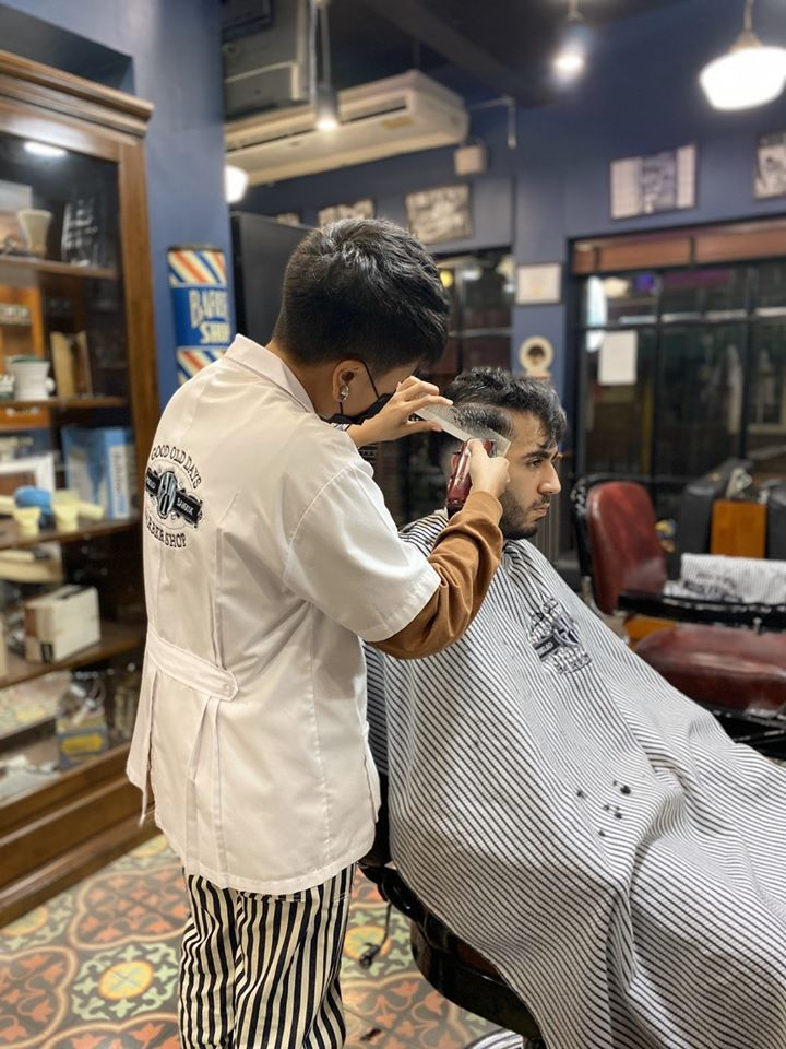 Good Old Days Barbershop 1