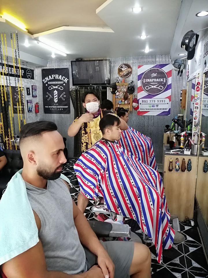 Snapback Barbershop