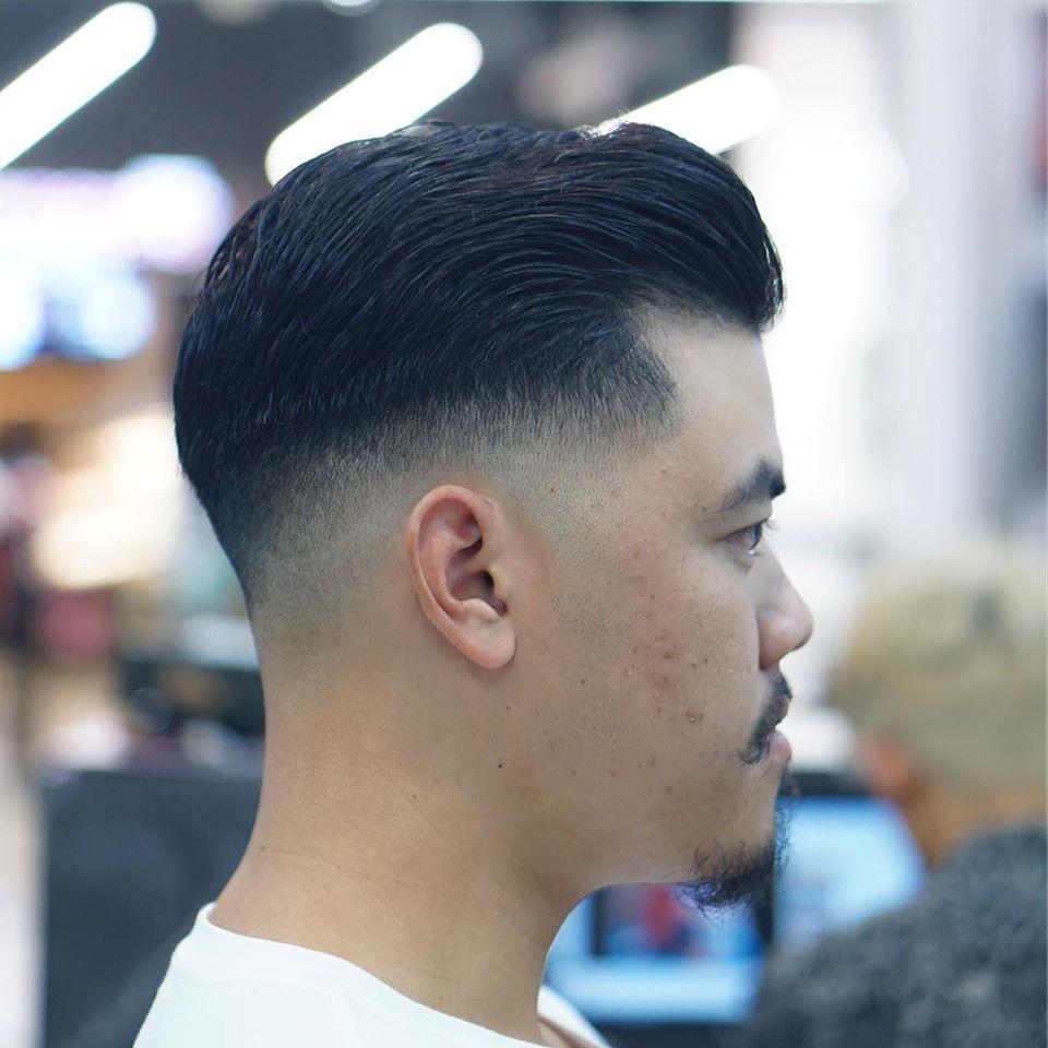 Three Brothers Barbershop สาขา MRT สถานี พหลโยธิน