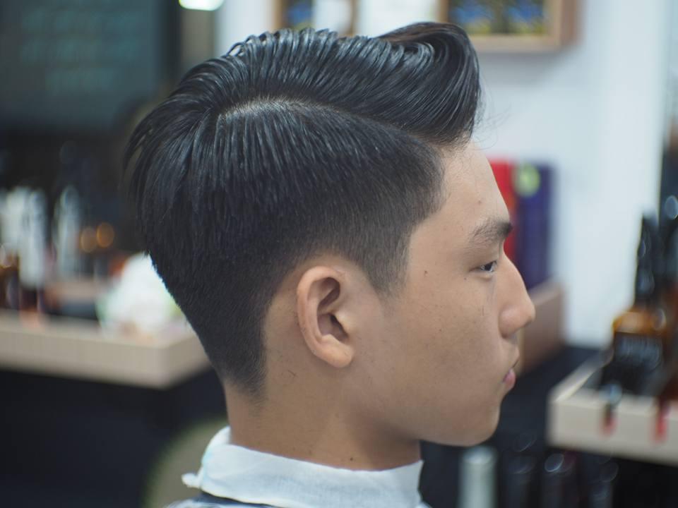 Suwan Mali Barber Shop