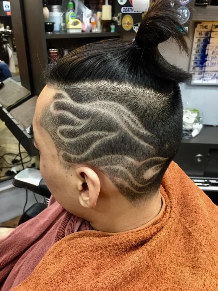 9 limit cut barber shop