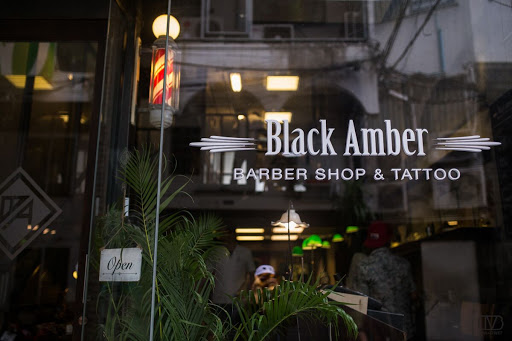 Black Amber Barber Shop