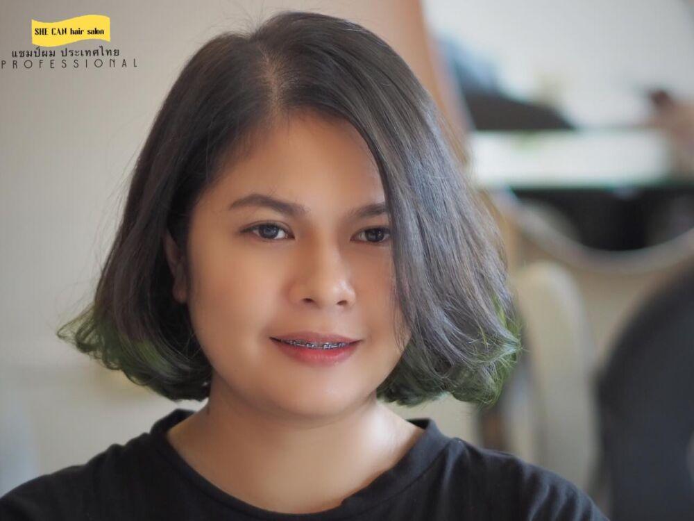 SHE CAN HAIR SALON แชมป์ผมประเทศไทย รางวัลถ้วยประทาน พระเจ้าวรวงศ์เธอ พระองค์เจ้าโสมสวลี กรมหมื่นสุทธนารีนาถ
