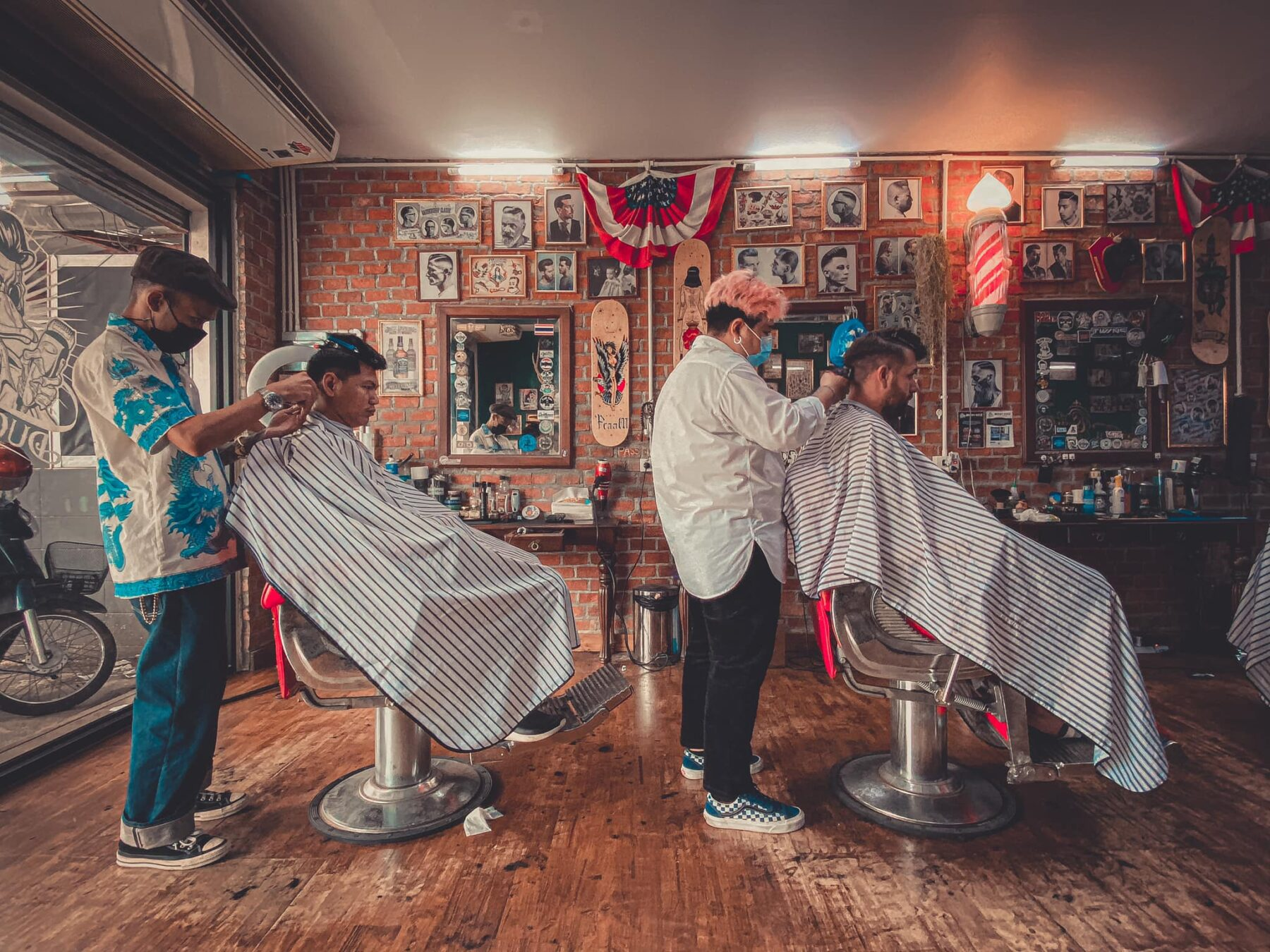 Ducky Cutz Chalong – Barbershop