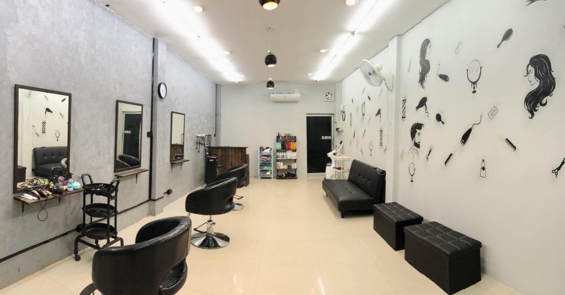 T.Hair Studio BarBer & Salon